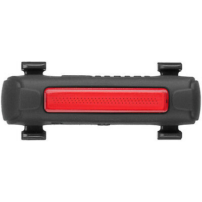 BLACK FRIDAY CYBER SALE Serfas Thunderbolt Bicycle Tail Light Clear UTL-6