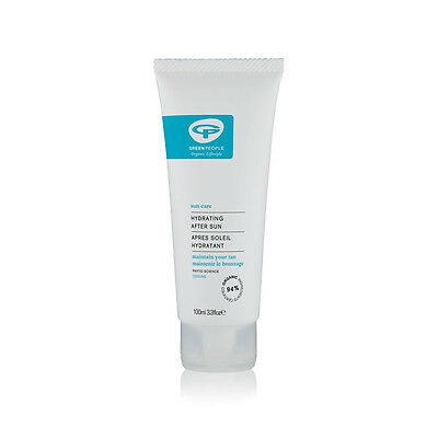Green People Organic Hydrating After Sun Lotion (100ml) | FREE Express P&P