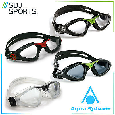 Aqua Sphere Kayenne Men's Adult Uv Anti-Fog Swimming Triathlon Goggles