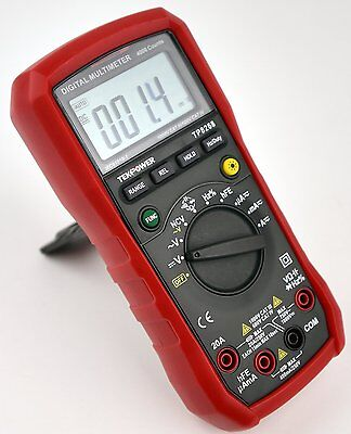 Mastech MS8268 Digital AC/DC Auto/Manual Range Digital Multimeter Meter, New