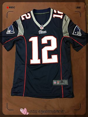 Nfl  Patriots#12 Tom Brady