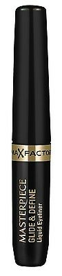 Max Factor Masterpiece Glide & Define Liquid Eyeliner - 02 Black/Brown