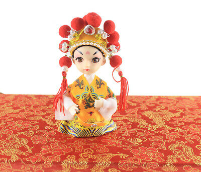 The Imperial Palace Peking Opera doll Opera Performer King Tang Dynasty