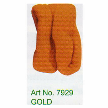 Gold Natural Wool Roving For Felting 20G