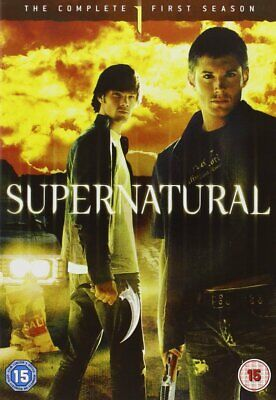SUPERNATURAL COMPLETE SERIES 1 DVD Jared Padalecki Season One NEW UK R2 SEALED