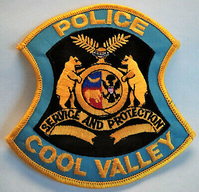 Wallingford Connecticut Police Patch