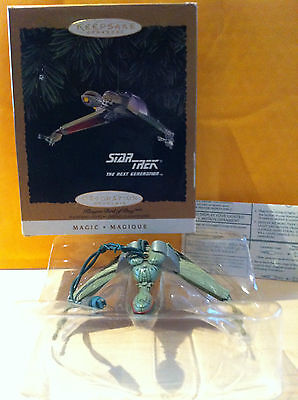 Halmark Keepsake ornament Star Trek TNG - Bird of Prey