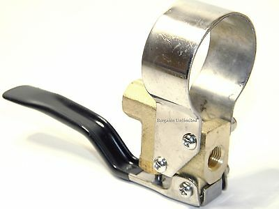 Carpet Cleaning - Upholstery / Detail Tool VALVE with BRACKET
