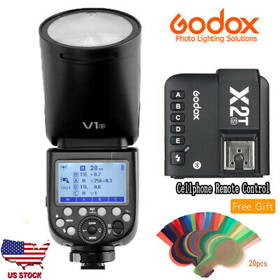 Godox LED 36 Video Lamp Bright Light for Portable Digital Camera Camcorder DV