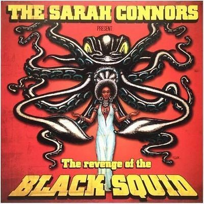 Sarah Connors The Revenge Of The Black Squid LP (EASTER SALE 2018)