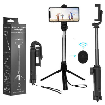Waterproof Selfie Stick Tripod Pole Grip Monopod Handle for Gopro Hero 4 3 2