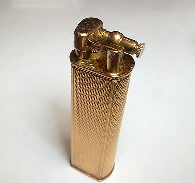Dunhill Sylphide Lighter, Vermiel. Great Working Condition