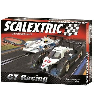 Circuito Completo C1 GT Racing Scalextric B