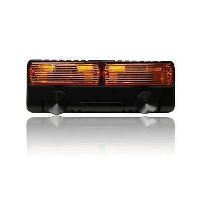 Beacon flashing light car strobe light US warning bar speed camera