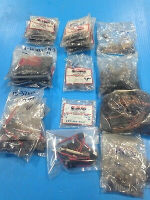 Huge Lot Of Over 150 Helwig Carbon Motor Brush 30-637891 10-876231 New (G6)