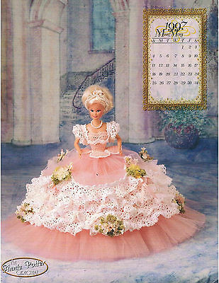 Crochet Miss May1997 Bed Doll by Annie Potter Crochet pattern