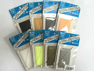 Tiemco Aero Dry Wing Fly Tying Material