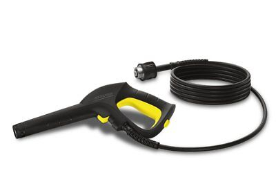 Karcher 2.641-828.0 Gun and Hose Set With Quick Connect 2300psi Max - 25 feet