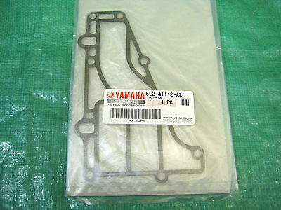 Inner Exhaust Cover Gasket Yamaha Outboard 25HP 25 HP 6L2-41112-A2-00