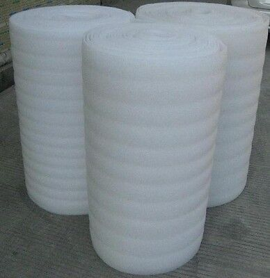 "Foam Roll 24"" x 50 Feet 1/16"" Perforated Every 12"""