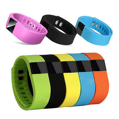 TW64 Fitness Smartband Waterproof Wristband Sleep Tracker BT 4.0 For IOS Android