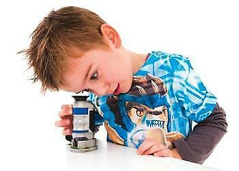 Handheld Microscope - 20x - 40x (For Children)