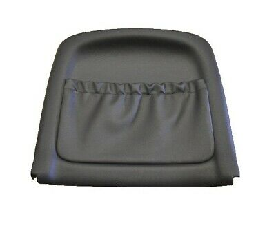 Genuine Holden VT VX Series 1 Front Seat Backing/Map Pocket Left W/ Lumbar Suppo