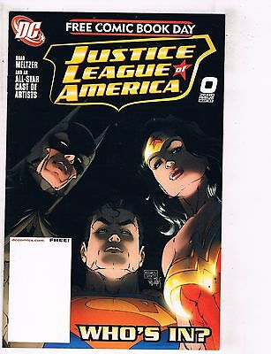 5 Free Comic Book Day Comics #1 Justice League Avengers Superman Mickey +++ J122