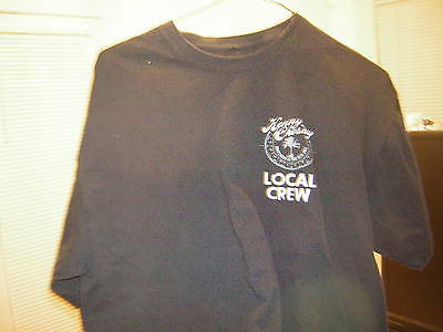 Kenny Chesney T Shirt 2012 Local Crew Stagehand Promo