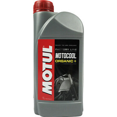 Motul Mx Motocool Factory Line Motocross Dirt Bike Motorbike 1L Engine Coolant
