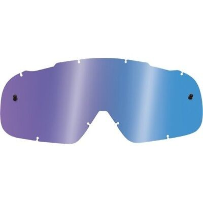 Fox Mx NEW AIR Defence Goggles Blue Spark Replacement Motocross Bike Goggle Lens