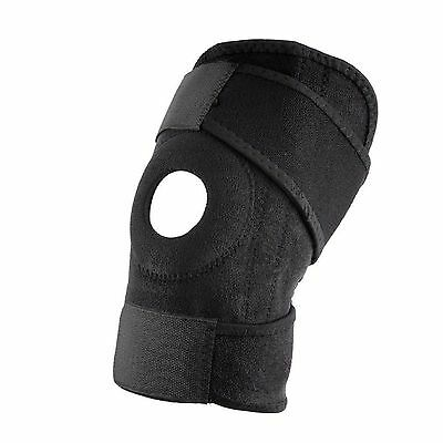 Neoprene Patella Stabilizing Brace Knee Belt Support Adjustable Strap