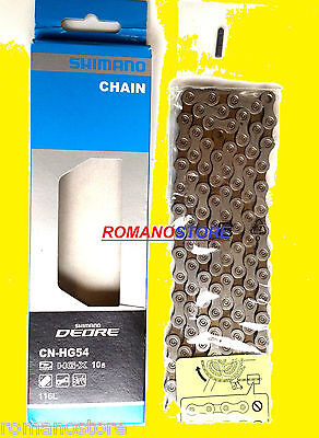 Catena Chain Shimano 10 Speed Hg54 116L