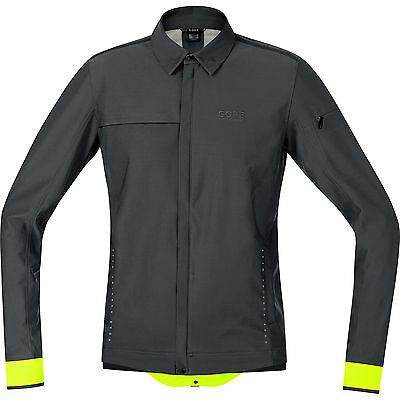 GORE RUNNING WEAR URBAN RUN WINDSTOPPER Soft Shell Giacca L