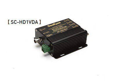 Samsung SeeEyes SC-HD1VDA HD-SDI 1 IN 4OUT Distribution Amplifier CCTV Signal