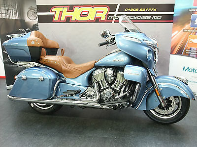 Indian 1811cc Roadmaster Tourer 2016 Roadmaster, NEW ,ALL COLOURS,FROM £21,999