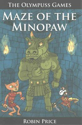 Maze of the Minopaw by Robin Price 9781906132828 (Paperback, 2014)