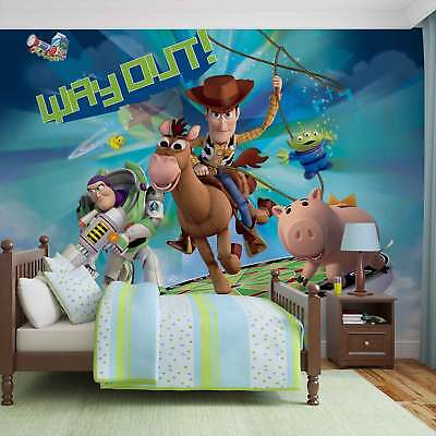 WALL MURAL PHOTO WALLPAPER XXL Toy Story Disney (1738WS)