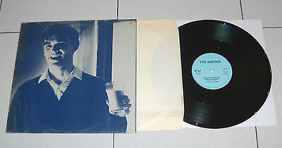 "Lp 45 giri THE SMITHS What difference does it make ? 1984 12"" Maxi single"
