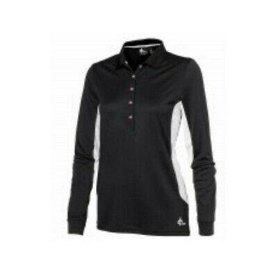 Cross Women's Tip Polo Langarm Poloshirt