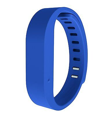 Traxx Bluetooth Activity Tracker Blue TRX10BL