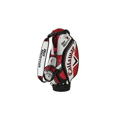 Callaway Big Bertha Staff Bag – rot & weiß