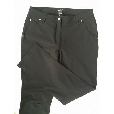 Abacus Ladies Putter Stretch schwarz Damenhose