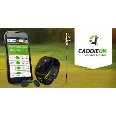 CaddieON Golf Digital Tracking System