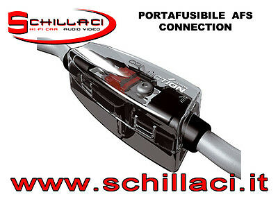 Porta Fusibile AFS professionale CONECTION - AUDISON 4awg portafusibile FFH-14