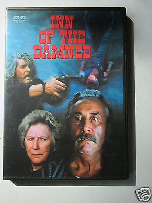 Inn Of The Damned(1975) Judith Anderson (Cheezy Flicks Release) Dvd