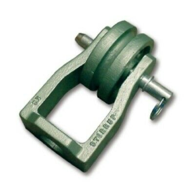 """MO Clamp 5818 3"""" Down Pulley"""