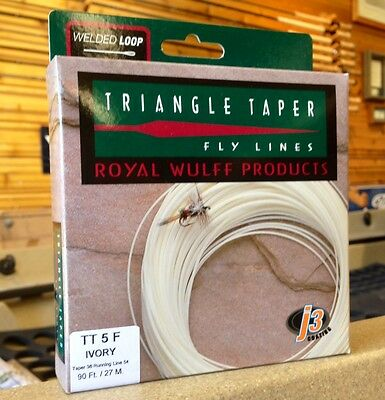 Royal Wulff Triangle Taper Fly Line -- Streams of Dreams Fly Shop