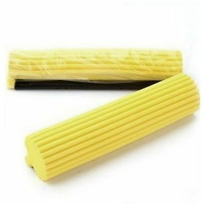 Household Mop Head Sponge Foam Roller Moptop Refill Floor Cleaner Replacement