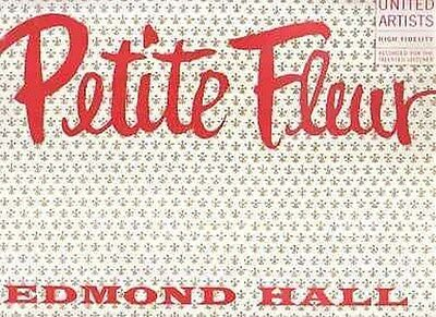 Edmond Hall . Petite Fleur . Dickenson, Larkin, Hinton . 1959 United Artists LP
